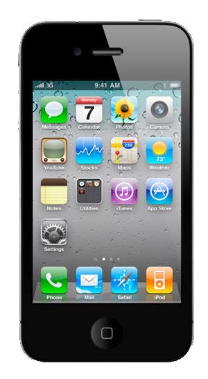 iPhone 4 32GB Factory Unlocked