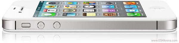 iPhone 4S 32GB White